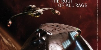 STAR TREK: PROMETHEUS - THE ROOT OF ALL RAGE