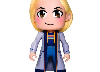 TITAN Thirteenth Doctor Kawaii