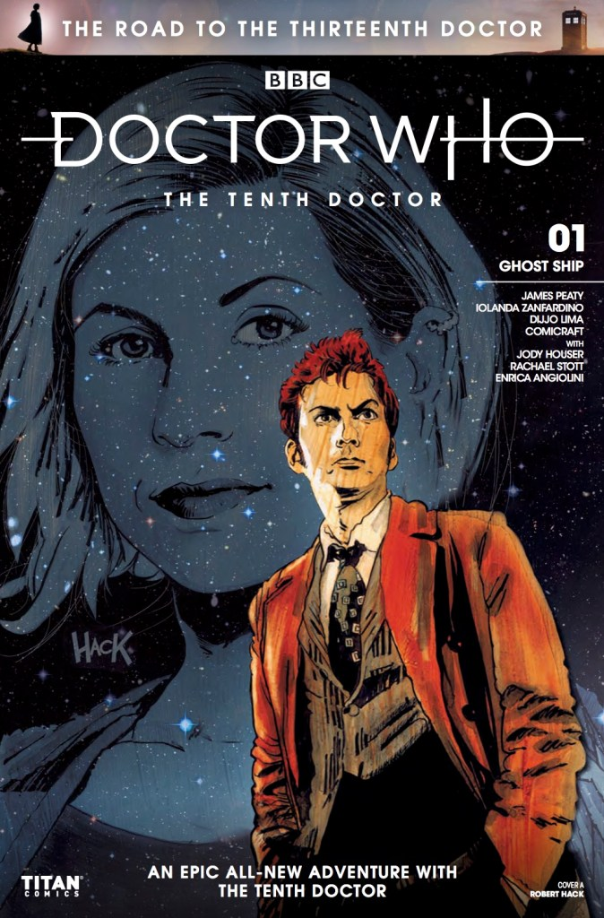 Doctor Who - The Road to The Thirteenth Doctor - Cover A - Titan Comics