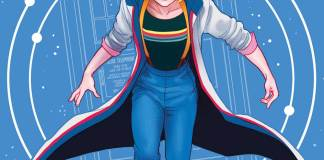 Doctor Who - Thirteenth Doctor - Issue 2 - Cover A - (c) Titan Comics