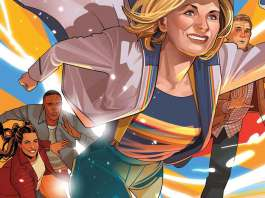 Doctor Who - Thirteenth Doctor - Issue 2 - Cover C - (c) Titan Comics