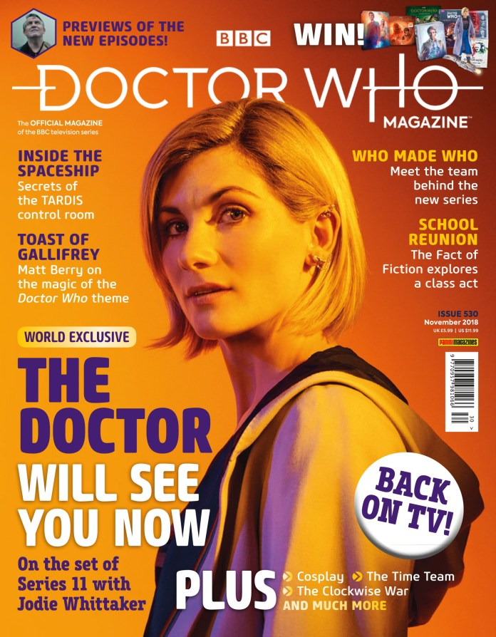 Doctor Who MagazineDoctor Who Magazine 530 - Regular Edition 530 - Regular Edition