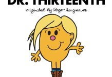 Dr. Thirteenth by Adam Hargreaves (c) BBC Childrens Books