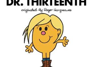 Dr. Thirteenth by Adam Hargreaves (c) BBC Childrens Books