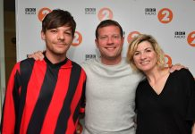 Louis Tomilson, Dermot O'Leary, Jodie Whittaker - BBC Radio 2 - 29th September 2018