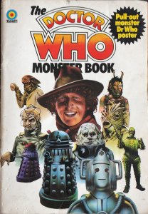 The Doctor Who Monster Book by Terrance Dicks (1975)