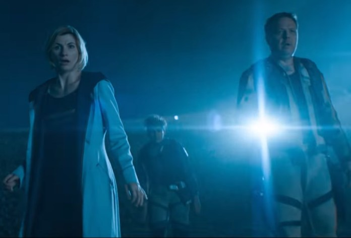 Doctor Who Series 11 - Trailer #1 (July 2018) - Shaun Dooley - Screenshot