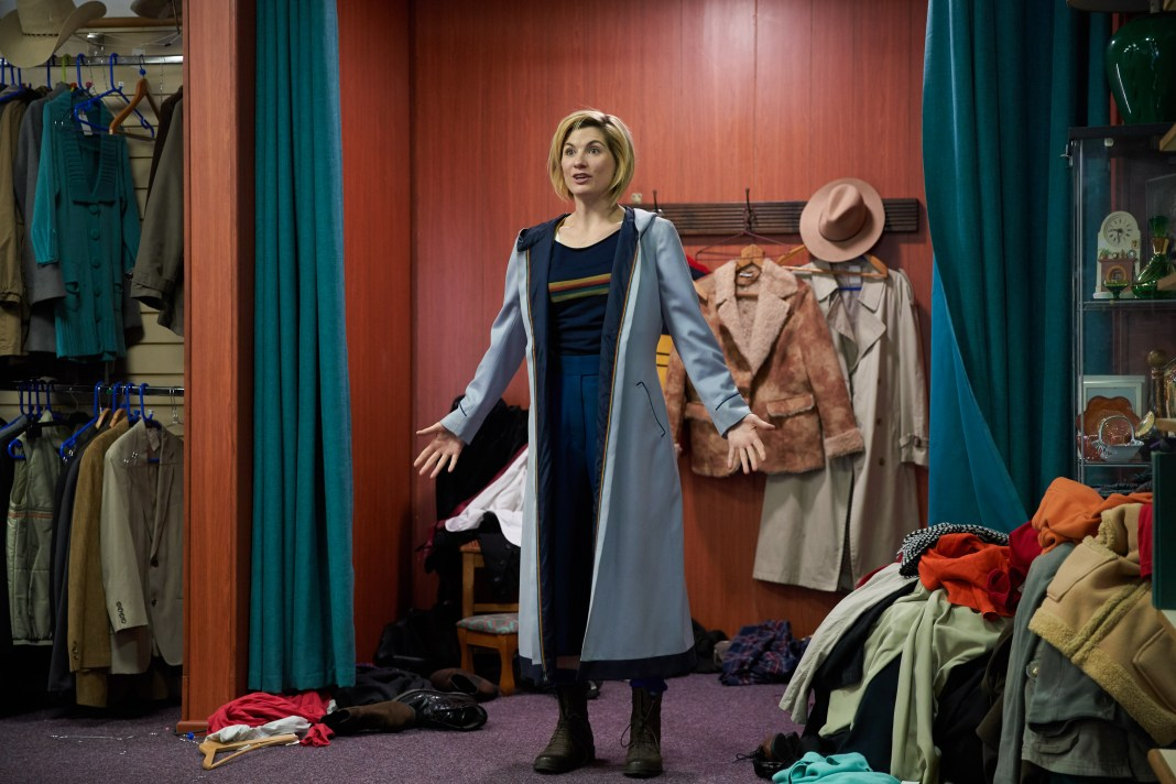 Doctor Who Series 11 - Episode 1- The Doctor (JODIE WHITTAKER) - (C) BBC / BBC Studios - Photographer: Simon Ridgeway