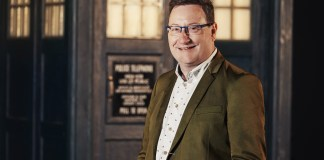 Chris Chibnall - Doctor Who, Showrunner - (C) BBC / BBC Studios - Photographer: Ben Blackall