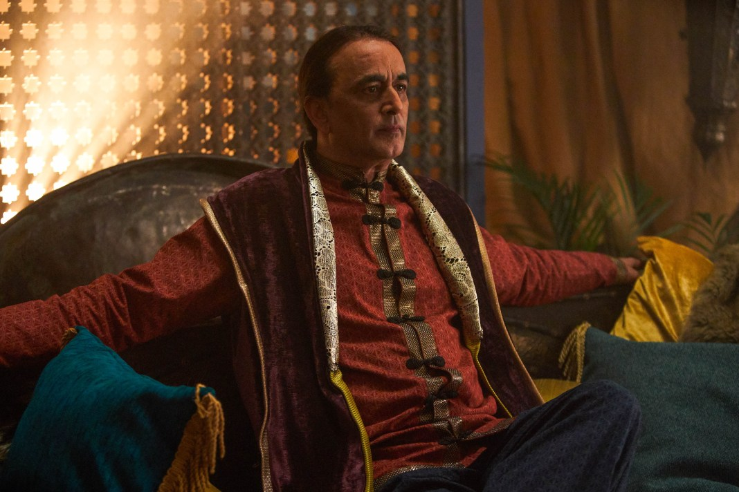 Doctor Who - Series 11 - Episode 2 - lin (ART MALIK) - (C) BBC / BBC Studios - Photographer: Coco Van Opens