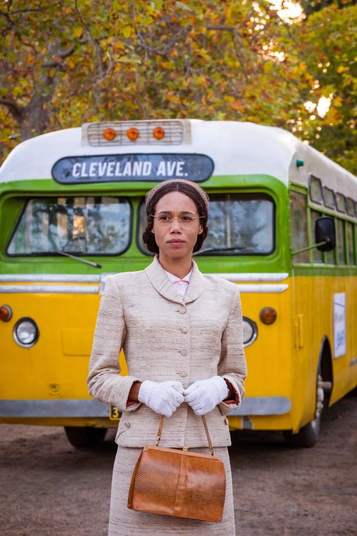 Doctor Who - Series 11 - Episode 3 - Rosa - Rosa Parks (VINETTE ROBINSON) - (C) BBC / BBC Studios - Photographer: Coco Van Oppens