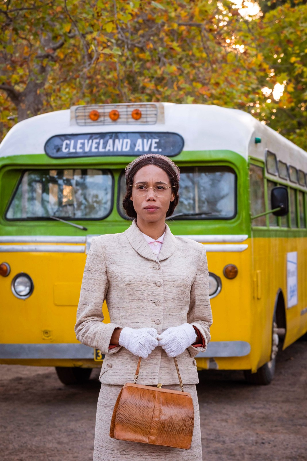 Doctor Who - S11 - Ep 3 - Rosa - Rosa Parks (VINETTE ROBINSON) - (C) BBC / BBC Studios - Photographer: Coco Van Oppens