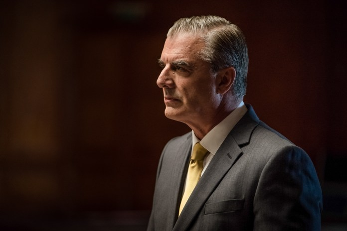 Doctor Who - Series 11 -- Guest Star - CHRIS NOTH - (C) BBC / BBC Studios - Photographer: Ben Blackall