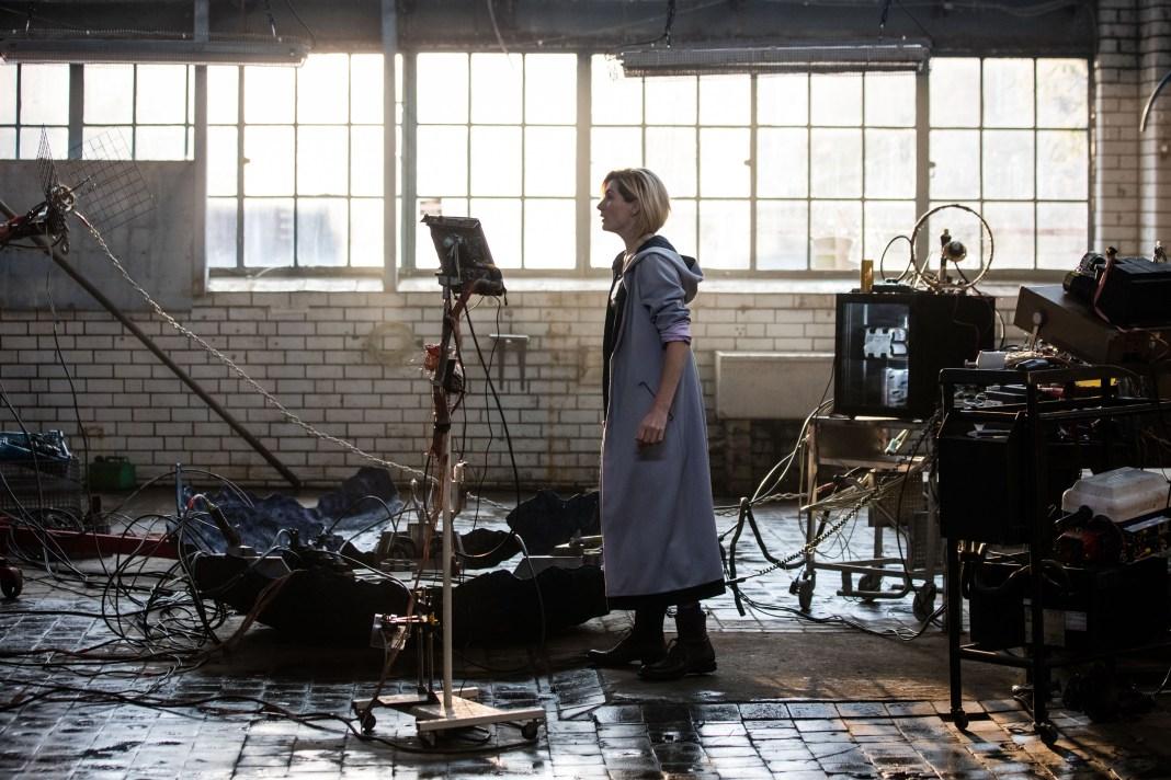 Doctor Who Series 11 - Episode 1- The Doctor (JODIE WHITTAKER) - (C) BBC / BBC Studios - Photographer:Ben Blackall