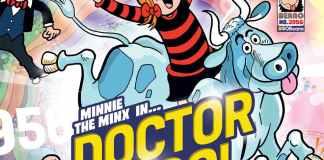 Beano Cover Doctor Moo