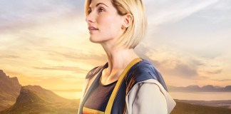 The Doctor (JODIE WHITTAKER) - (C) BBC - Photographer: Steve Schofield