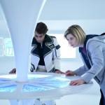 Doctor Who - Series 11 - Ep 5 - The Tsuranga Conundrum - Suzanna Packer and Jodie Whittaker - c BBC Studios