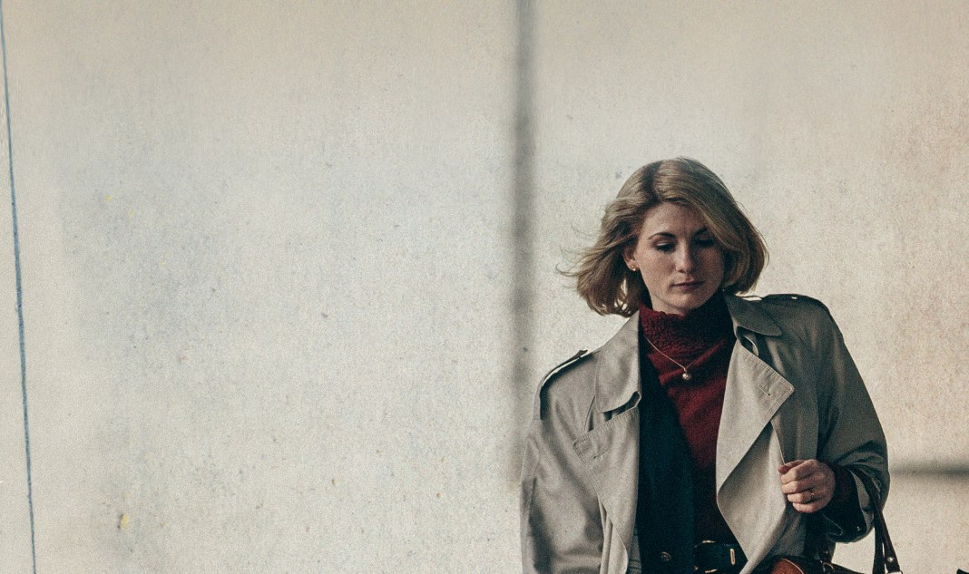 Jodie Whittaker (Doctor Who) as CIA agent Sandy Grimes in The Assets (c) ABC