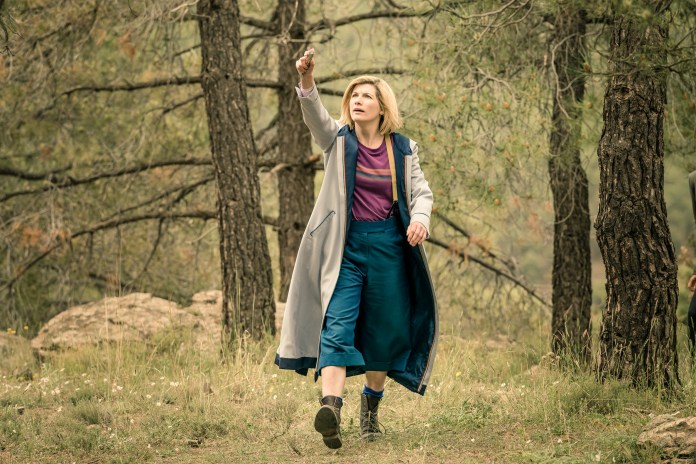 Doctor Who - Series 11 - Episode 6 - Demons of the Punjab - The Doctor (JODIE WHITTAKER) - (C) BBC / BBC Studios - Photographer: Ben Blackall