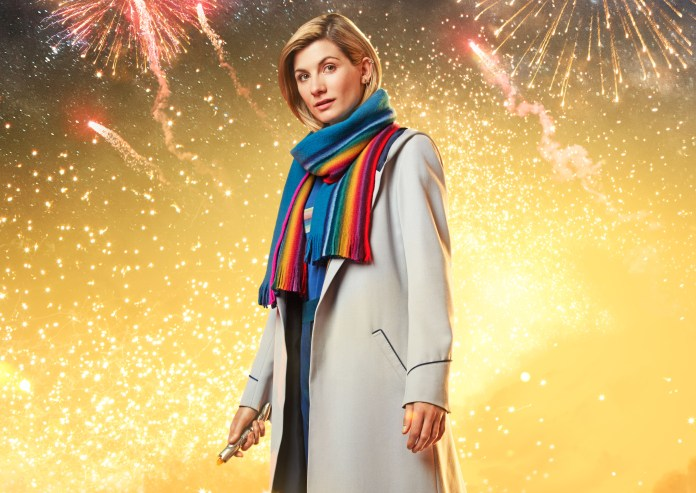The Doctor (JODIE WHITTAKER) - (C) BBC/ BBC Studios - Photographer: Henrik Knudson