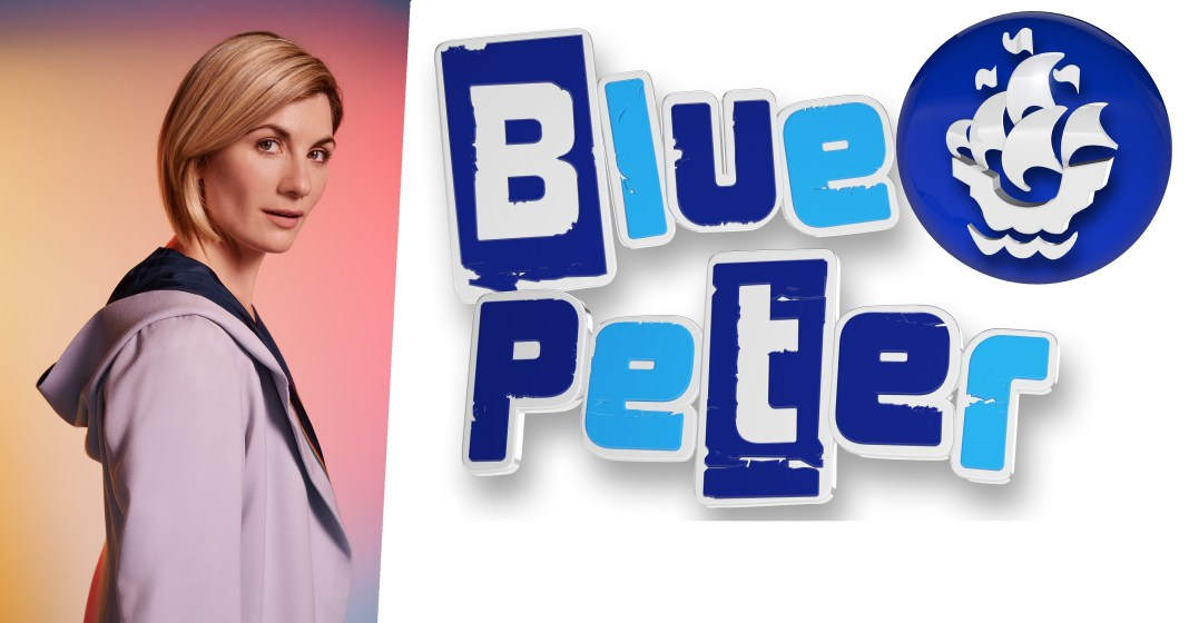 The Thirteenth Doctor joins Blue Peter for the day (c) BBC Studios/CBBC