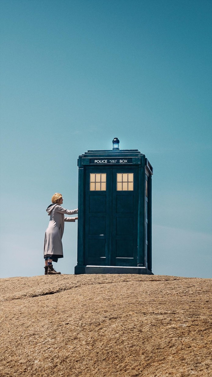New Doctor Who Instagram Smart Phone Wallpapers Released