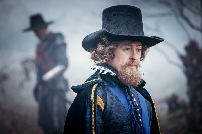Doctor Who Series 11 - Episode 8 - The Witchfinders - : King James (ALAN CUMMING)