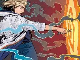 Doctor Who: The Thirteenth Doctor #5 Cover A (c) BBC Studios/Titan Comics