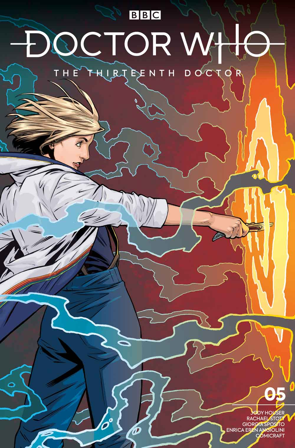 covers preview doctor who the thirteenth doctor 5 blogtor who