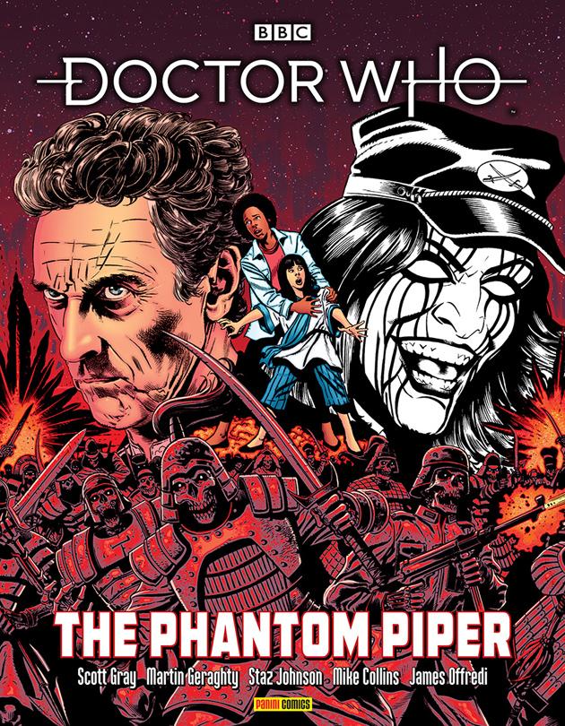 Phantom Piper Cover - Panini