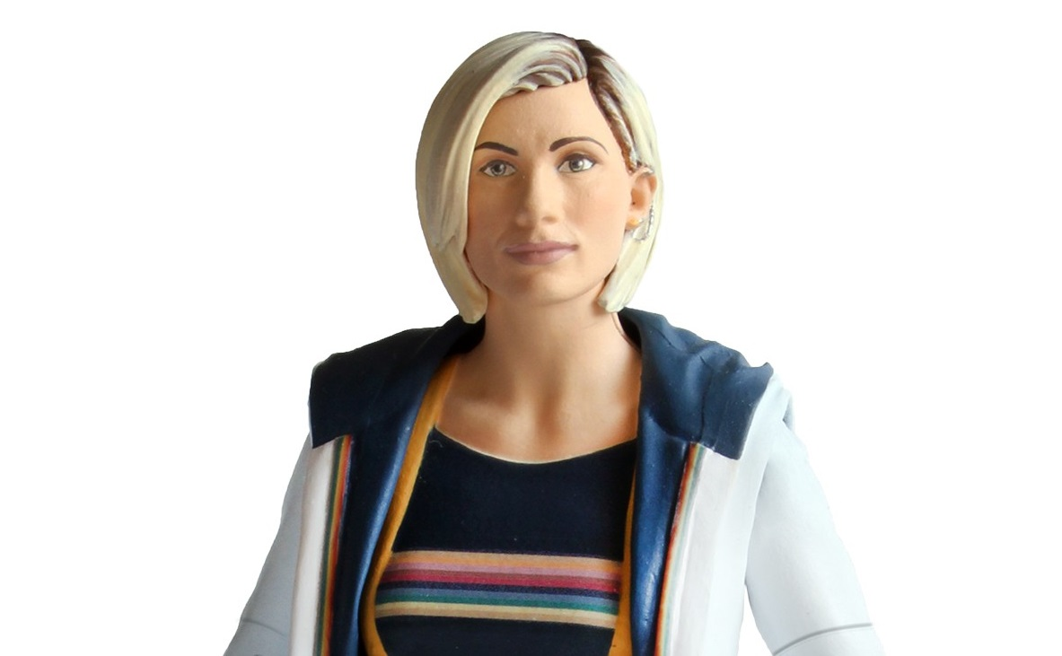 """13th Doctor Jodie Whittaker 10/"""" Action Figure DOCTOR WHO Character #NEW"""