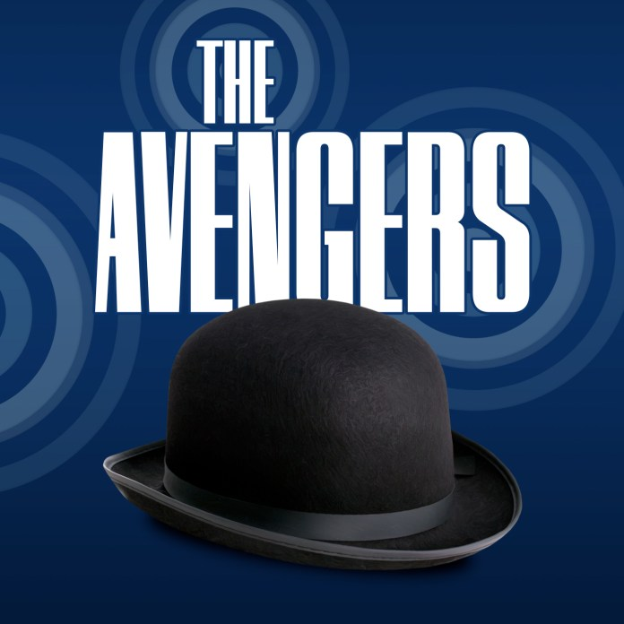 The Avengers live again with Big Finish audios (c) Big Finish Productions John Steed Emma Peel Tara King