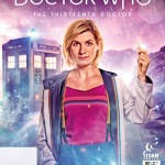 Doctor Who: The Thirteenth Doctor - Free Comic Book Day 2019 (Cover)