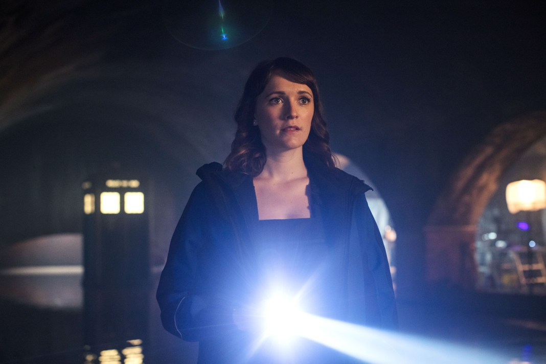 DoctorWho - Resolution - Lin (CHARLOTTE RITCHIE) - (C) BBC / BBC Studios - Photographer: Sophie Mutevelian