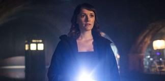 DoctorWho - Resolution - Lin (CHARLOTTE RITCHIE) - (C) BBC / BBC Studios - Photographer: Sophie Mutevelian