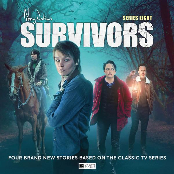 Survivors: Series 8 (c) Big Finish Carolyn Seymour Abby Grant