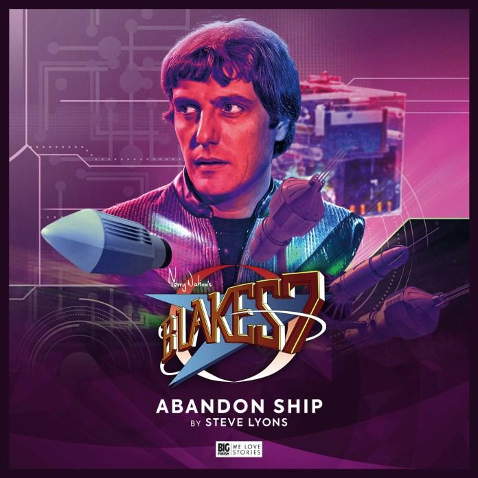 Blake's 7 Abandon Ship