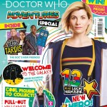 Doctor Who Adventures Special Cover (c) Panini