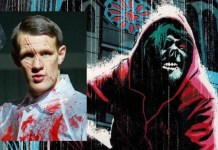 Matt Smith has joined the cast of SUMC film Morbius, Morbius art by Tomm Coker (c) Marvel Comics