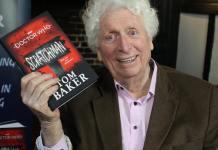 Tom Baker (c) BBC Books