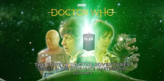 The Syndicate Master Plan Volume 1 is available both as a boxset and four individual releases. Image by Anthony Lamb (c) Big Finish