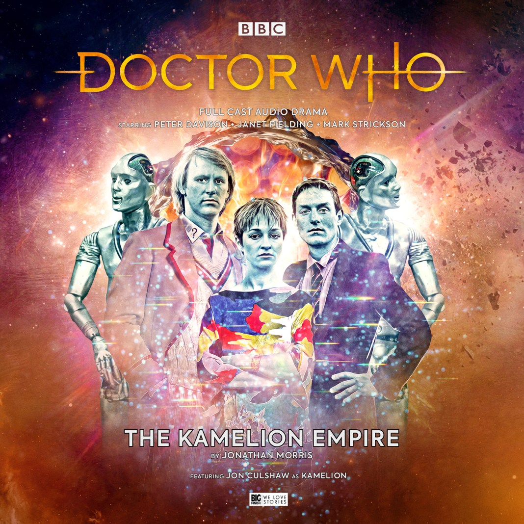 The Kamelion Empire from Big Finish