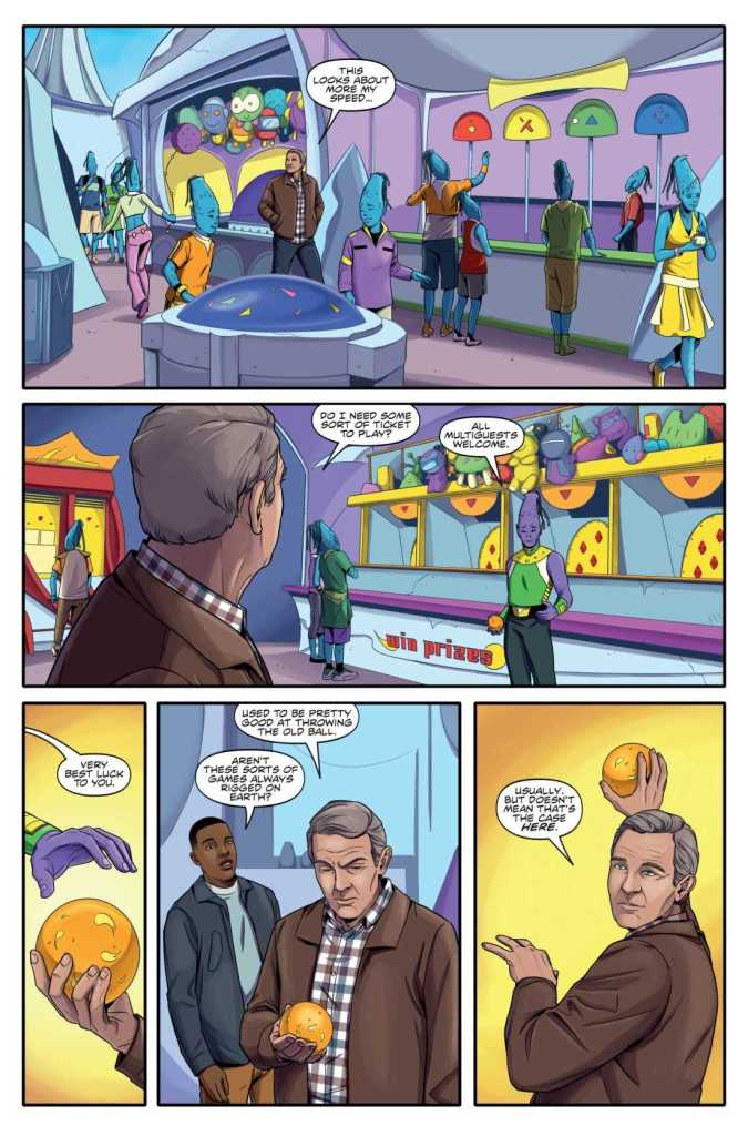 Titan Comics – Doctor Who: The Thirteenth Doctor – Free Comic Book Day 2019 – Page 2
