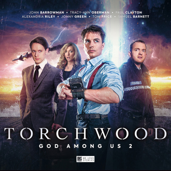 Big Finish Review: Torchwood- God Among Us 2 - A Must for Any Fan