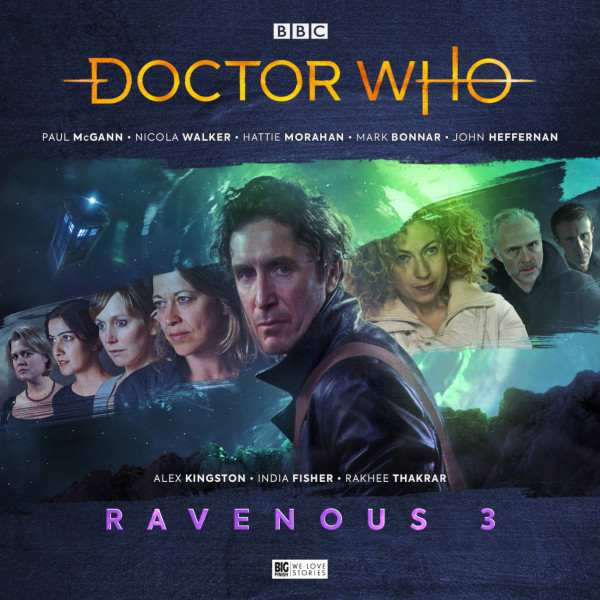 Doctor Who - Ravenous 3