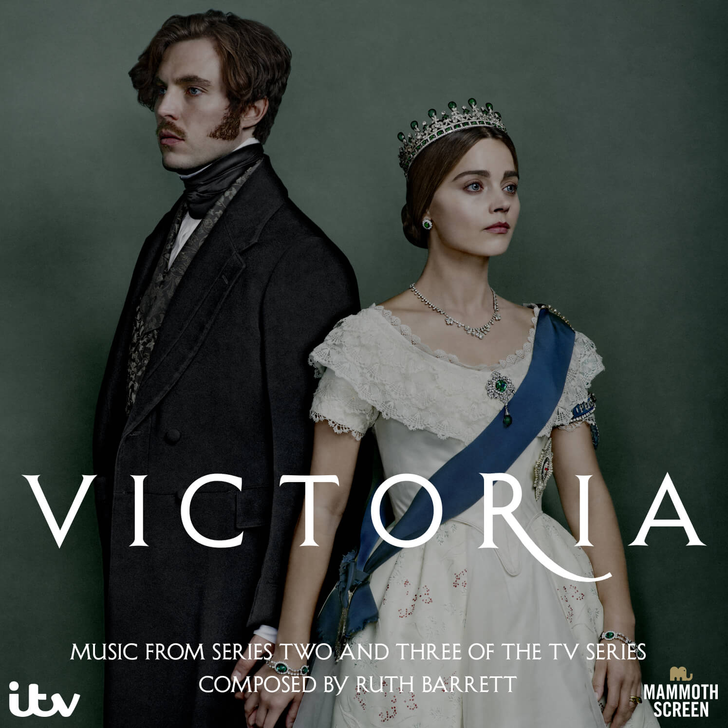 OUT NOW: Victoria Series 2 & 3 Original Soundtrack on Spotify and ...