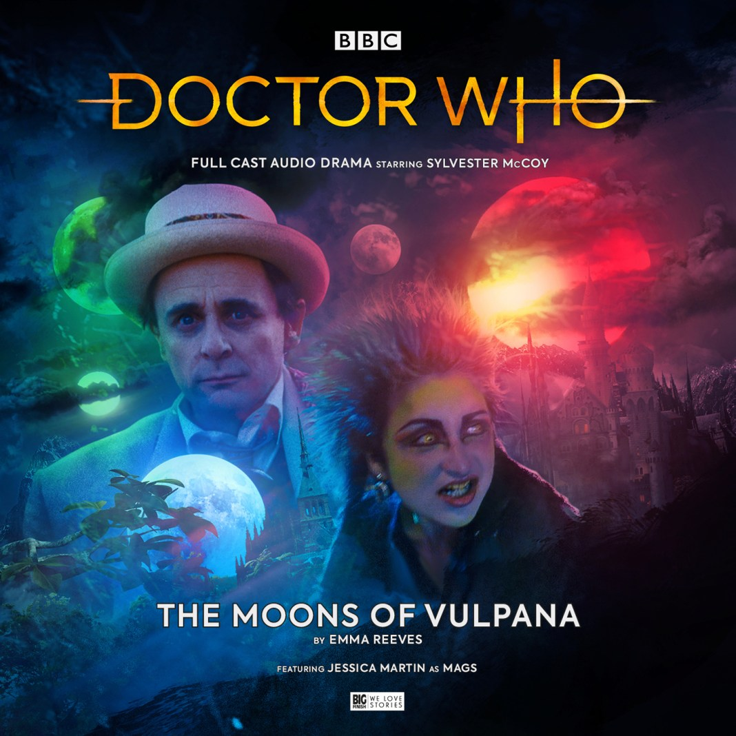 The Moons of Vulpana from Big Finish