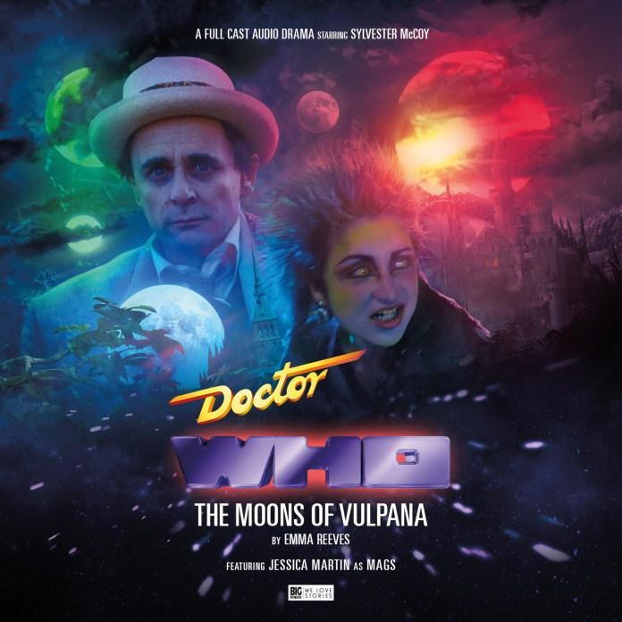 The Moons of Vulpana Alternative Cover
