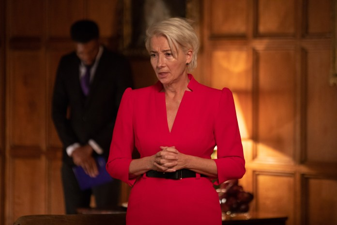 Years and Years - Episode 5 - Vivienne Rook (EMMA THOMPSON) - (C) Red Productions - Photographer: Guy Farrow