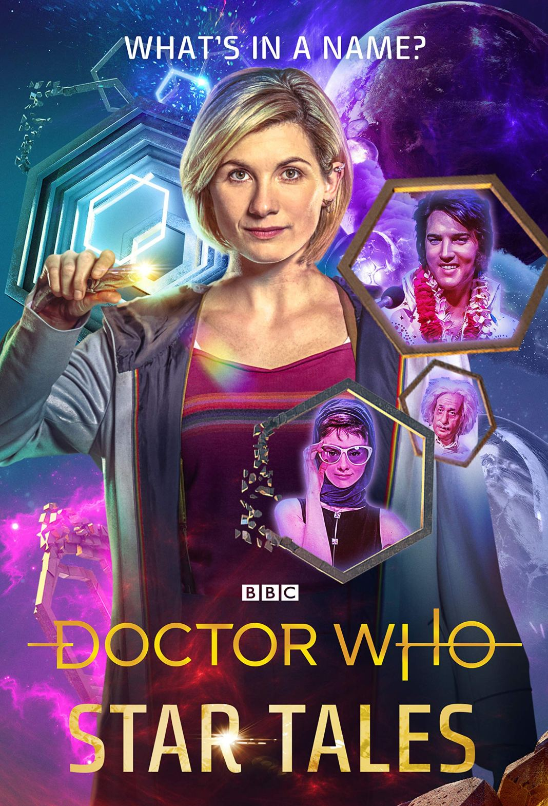 The cover to Doctor Who: Star Tales (c) BBC Books